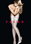 Falke Lollobrigida Lace Top Hold Ups
