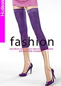 Hudson Fashion Footless Hold Ups