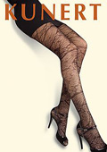 Kunert Paisley Fashion Tights