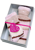 Pretty Polly Hot Water Bottle and Socks Set