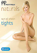 Pretty Polly Natural Sun Oil Tights
