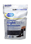 Scholl Soft Opaque Flight Socks