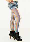 Tiffany Quinn Rainbow Tights